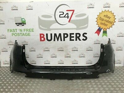 Genuine Kia Sportage Gt Line 2016 - Onwards Rear Bumper P/N: 86611-F1500