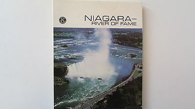 Niagara River of Fame. Large paperback. Kiwanis Club, Canada 1968