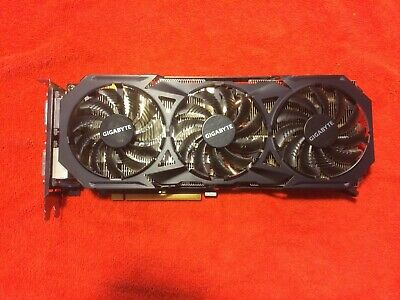 GIGABYTE GEFORCE GTX 980TI G1 GAMING 6GB OC WINDFORCE GV-N98TG1