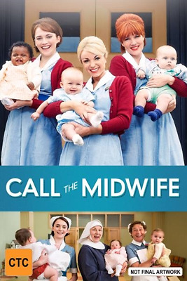 Call The Midwife - Series 8 (DVD, 2019) (Region 4) New Release