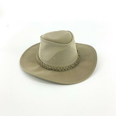 44f191b0 CONNER HATS AUSSIE Golf Soakable Mesh Hat - Extra Large - Beige ...