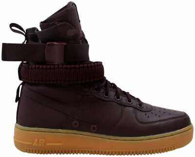 Nike SF Air Force 1 High Wheat 864024 700 Club Gold Size 12 Mens Authentic