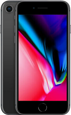 Great Condition! Apple iPhone 8 - 64GB - Space Gray (AT&T) | 12-Month Warranty