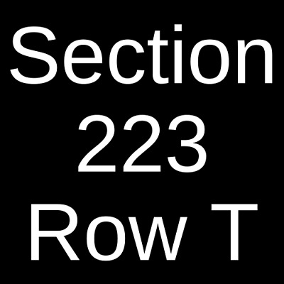 2 Tickets The 25th PBR: Unleash The Beast Series: PBR - Professional 5/31/19