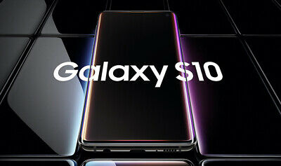 Samsung Galaxy S10 S10e S10 Plus + Tempered Glass Screen Protector Film 5D Curve