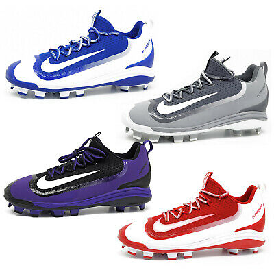 in stock e6643 d6f79 NEW NIKE ALPHA Air Huarache 2k Filth Elite MCS Low Mens Baseball Cleats  Molded