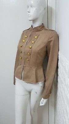 PARISIAN HANDCRAFTED  WITH LOVE& CARE LADIES AMAZING JACKET size: 10