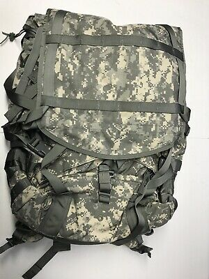 Us Military Army Issue Acu Molle Ruck Sack Field Pack Backpack