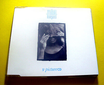 "Cd "" Tina Turner - The Best "" Single / 3 Songs (Bold And Reckless)"