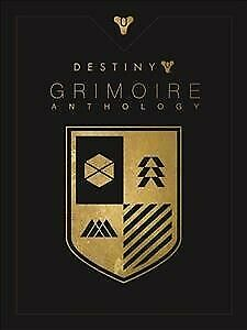 Destiny: Grimoire Anthology - Dark Mirror (Volume 1), Hardcover by Bungie, IS...