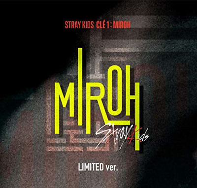 Stray Kids - Cle 1-Miroh (Mini Album) (Ltd) (Phob) (Asia) (Uk Import) Cd New