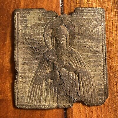RARE Medieval European Sacred Holy Relic Catholic Orthadox Christian 800-1400 AD
