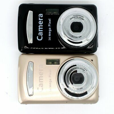 Children's Durable Practical 16 Million Pixel Compact Home Digital Camera HU