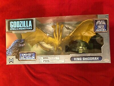 "New 2019 Godzilla King Of Monsters Movie 6"" KING GHIDORAH Articulated Figure"