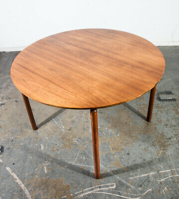 Peachy Mid Century Modern Round Coffee Table Black Wood Brown Gmtry Best Dining Table And Chair Ideas Images Gmtryco