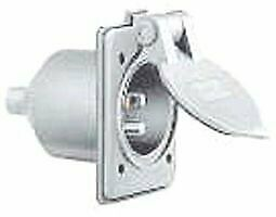 Hubbell Wiring Devices - Hbl61Cm64 - Connector, Power Entry, Plug, 15A