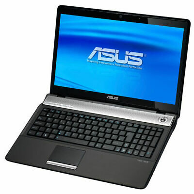 "ASUS N61JQ Notebook 16"" HD Intel i7-720QM ATI HD5730 8GB RAM 500GB SSD Blu-ray"