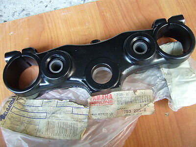 piastra forcella superiore yamaha yz490 cross
