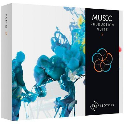 iZotope Music Production Suite 2 Upgrade from Any Advanced Product