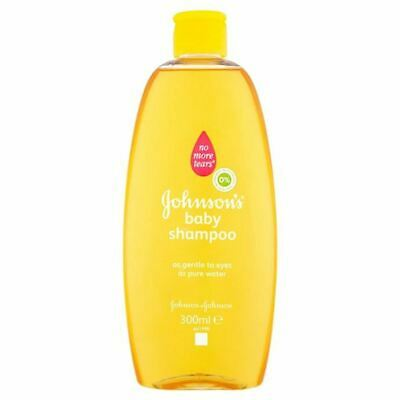 Johnson's Baby Gold Shampoo 300Ml