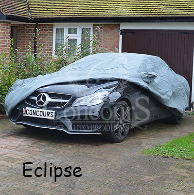 Mercedes E-Class Coupe & Convertible Breathable 4-Layer Car Cover, 2017 Onwards