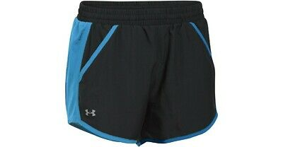 Under Armour Fly-by Short Women Damen Sport Training Shorts Kurze Hose 1297125 Shorts Sporting Goods