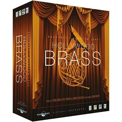 EastWest Hollywood Brass Silver Edition - Virtual Instruments