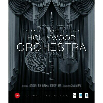 EastWest Hollywood Orchestra Gold & Solo Instruments Bundle - Virtual Instrument