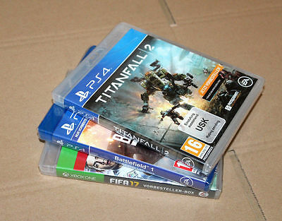 """Preorder Boxes Titanfall 2 FIFA 17 Battlefield 1 PS4 Xbox One """"NO Game included"""""""