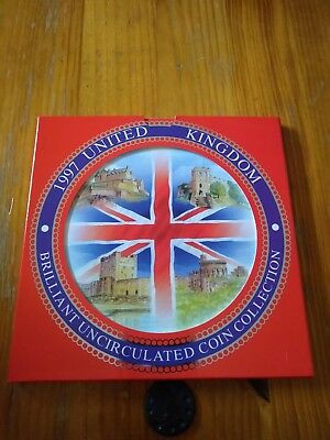 1997 UK Brilliant Uncirculated Coin Collection