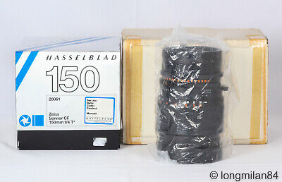 *EXC++* Hasselblad Carl Zeiss Sonnar CF 150mm F4 T* 4/150 for 500 501 503 CM