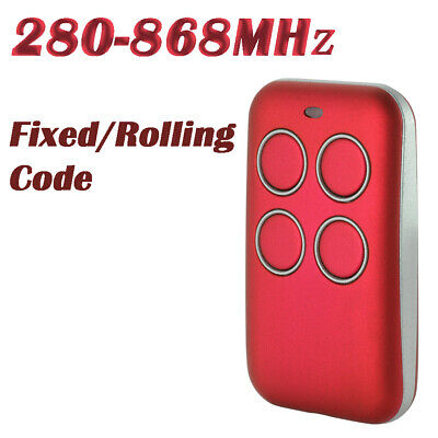 Multi-Frequency Key Fob Cloning Duplicator 433 868 315 MHz Remote Control HS1075