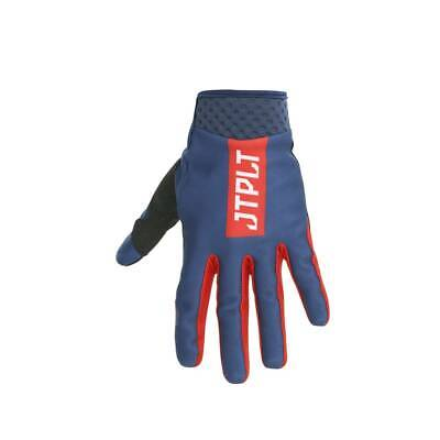 Gants - Jetpilot Matrix Pro Super Lite Glove Full Finger Bleu/Rouge - S