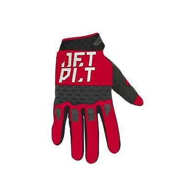 Gants - Jetpilot Matrix /RX Glove Full Finger rouge/noir - XS