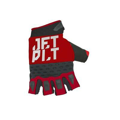 Gants - Jetpilot Matrix /RX Glove Short Finger rouge/noir - M