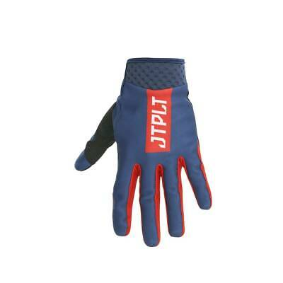 Gants - Jetpilot Matrix Pro Super Lite Glove Full Finger Bleu/Rouge - XL