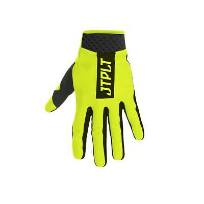 Gants - Jetpilot Matrix Pro Super Lite Glove Full Finger Jaune/Noir - L