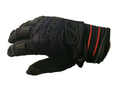 Gants jetski Matrix Race Glove Full Finger Black JetPilot - XL