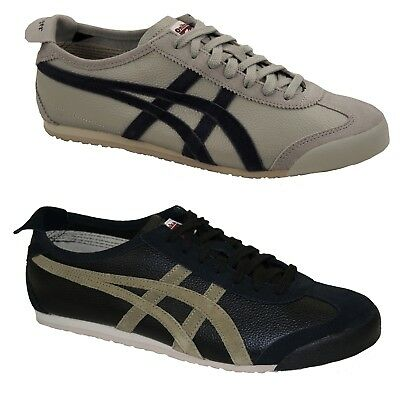 d2709ab7cc Asics Onitsuka Tiger Mexico 66 Vin Retro Sneakers Trainers Leisure