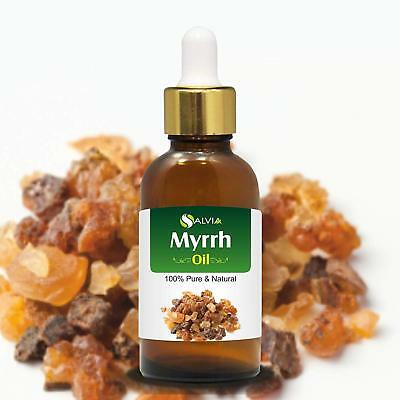 Aromatherapy Myrrh Oil 100% Natural Pure Undiluted Uncut Essential Oil 5ml To 1000ml