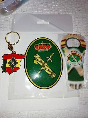 Lote Guardia Civil