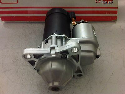 Ford 1.8 2.0 Zetec Engine To Mt75 Gearbox New Lightweight Uprated Starter Motor