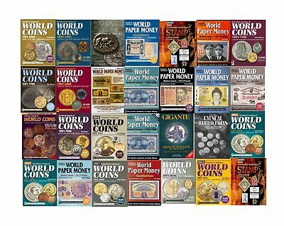 2019 Catalogo Monete/Banconote World Coins/Paper Romane Stamp - Digitali In Pdf