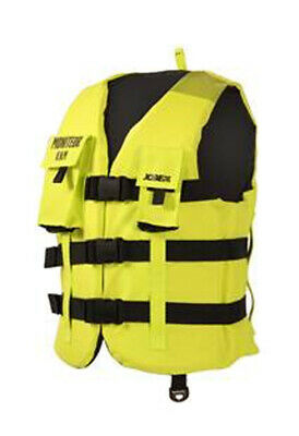 GILET MONITEUR VNM - Jobe Heavy Duty Moniteur Vest - XL