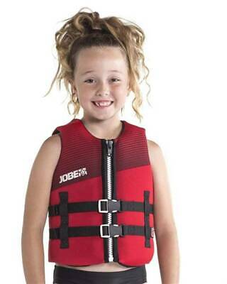 Gilet jet-ski Enfant - Jobe Neo Vest Youth Red - 12