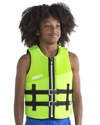 Gilet jet-ski Enfant - Jobe Neo Vest Youth Lime Green - 16