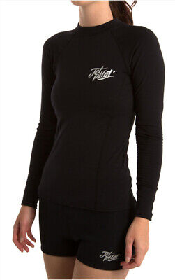 Rash guard F Allure Therma Fleece L/S Rashie JetPilot - XL