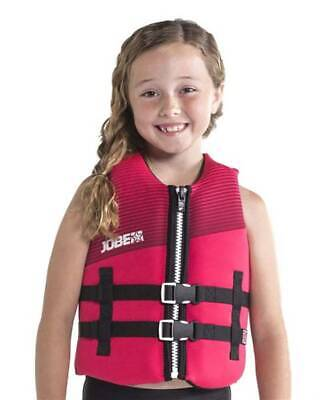Gilet jet-ski Enfant - Jobe Neo Vest Youth Hot Pink - 10