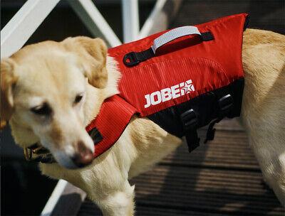 Gilet jet-ski Chien - Jobe Pet Vest Red - S
