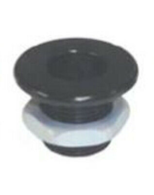 Nose Bushing Aluminium Black YAMAHA - Hot Products